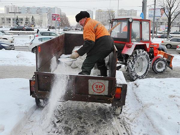 Защита порогов автомобиля от соли