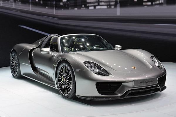 Porsche уверенно наращивает продажи автомобилей на мировом рынке