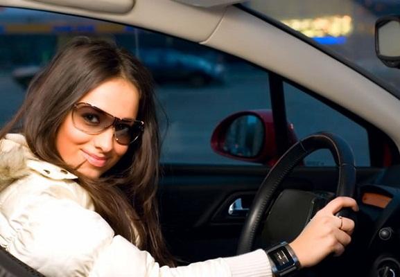 Советы женщинам за рулём