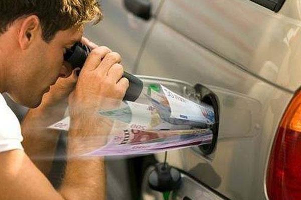 Как проверить качество бензина в домашних условиях