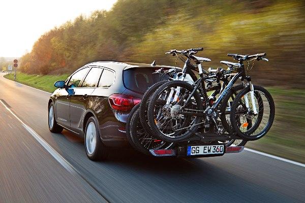 Как перевозить велосипед на автомобиле?
