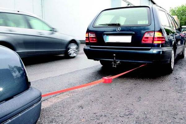 Как буксировать автомобиль?