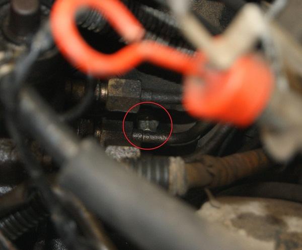 Как слить антифриз с двигателя?