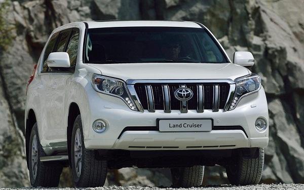 Land Cruiser Prado «стартанул» в России