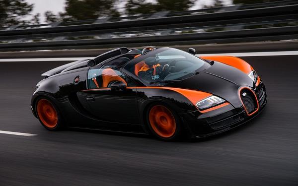 Десять самых дорогих автомобилей мира