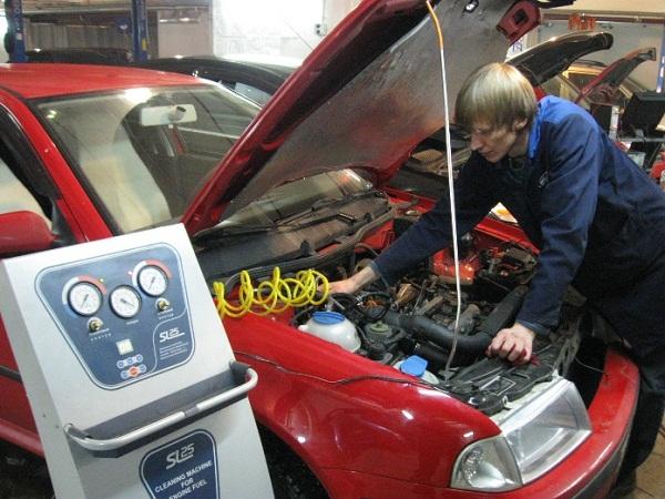 Как промыть форсунки дизельного двигателя