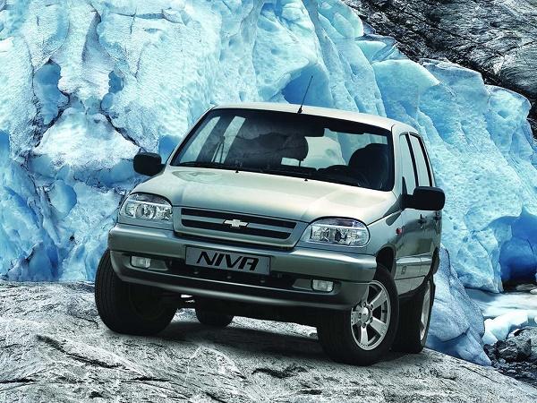 Chevrolet Niva снова подрос в цене