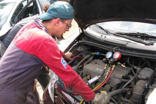 Как выполнить ремонт трубки кондиционера своими руками