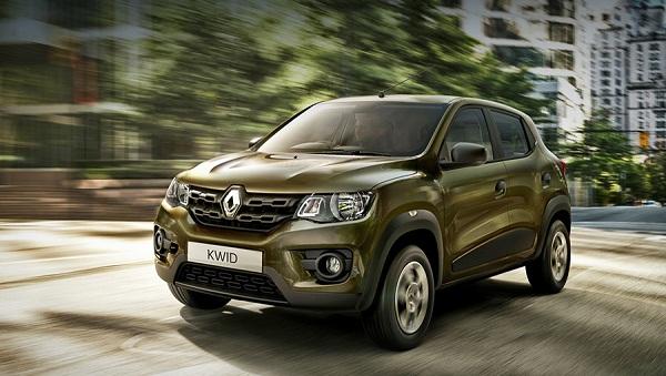 Renault Kwid получить новый двигатель и коробку-робот