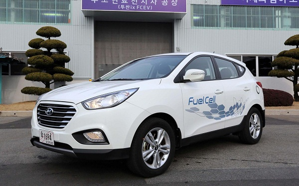 Компания Hyundai обновит линейку водородных кроссоверов