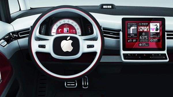 Apple ведёт разработку собственного автомобиля?