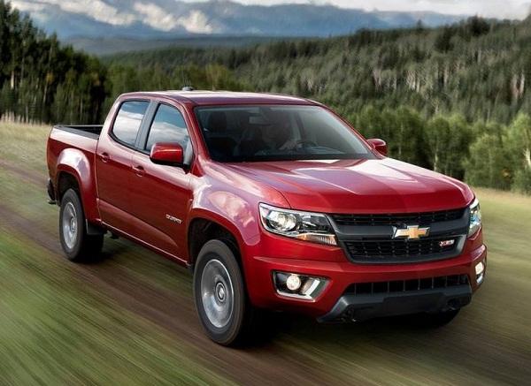 Компания Chevrolet представила водородный пикап