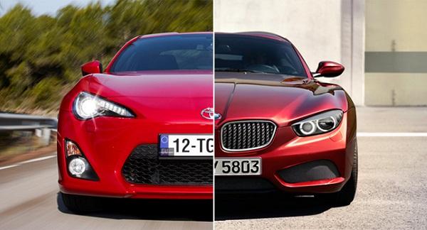 Toyota и BMW создают одну модель на двоих