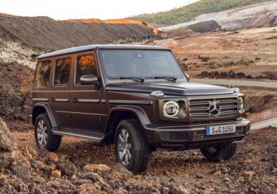 Мерседес G-класс технические характеристики. Mercedes-Benz G-Class комплектации и цены фото thumbnail