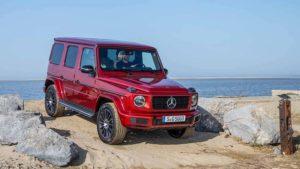 Mercedes Gelandewagen 2020