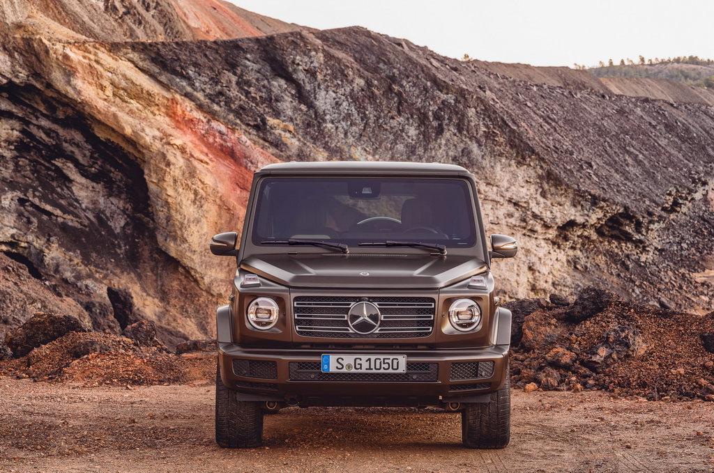 Mercedes Geländewagen 2019