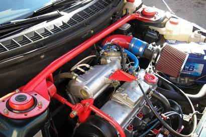 Инжекторный двигатель Ваз 2110